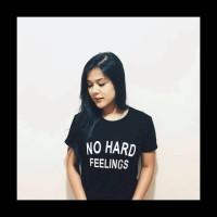 kaos no hard feelings, kaos kata kata, kaos keren