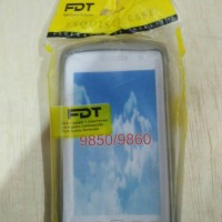 Soft Jelly Case FDT - BlackBerry Torch 9850 / 9860 (Black)