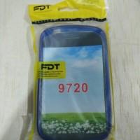 Soft Jelly Case FDT - BlackBerry 9720 (Blue)