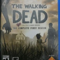 Game PS Vita The Walking Dead Reg 1 Platinum Uang Kembali