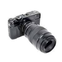 Lens Mount Adapters for Canon EF lens on Fujifilm X mount camera body