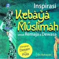 Inspirasi Kebaya Muslimah Untuk Remaja Dan Dewasa by Eri Rohayati