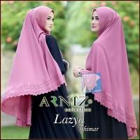 Model Jilbab Terbaru Arniz - Jilbab Syari - Khimar Lazya