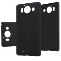 harga Nillkin Hard Case Microsoft Lumia 950 - Black Tokopedia.com