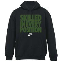 JAKET BOLA SWEATER SKILLED IN EVERY POSITION NIKE