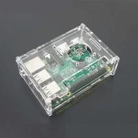 Raspberry Pi Model B+ Transparent Case AF23