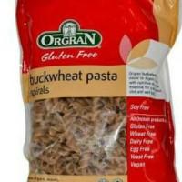 Buckwheat Pasta Spiral Orgran