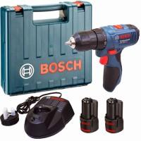 BOSCH GSR 1080-2-LI / CORDLESS DRILL / SCREWDRIVER