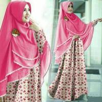 Harga baju muslim gamis syari model   Pembandingharga.com