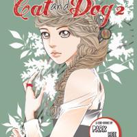 Komik Terjemahan Korea Cat & Dog Buku 2