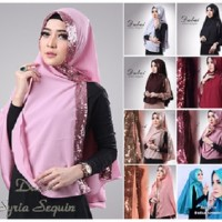 Khimar Dubai Sequin Diamond Premium