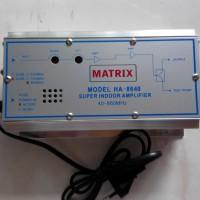 Boster Matrix HA 8640 (Super Indoor Amplifier 40 - 860 MHz)