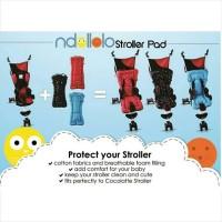 Stroller Pad / Alas Stroller iSport, iFlex, iCross, BabyElle Wave, Dll