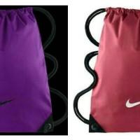 harga Nike Fundamentals Gymsack - Purple/Crimson Tokopedia.com