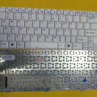 Keyboard Laptop Axioo Pico DJM Putih