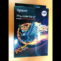Apacer Ast680s Thunderbird Ssd 240gb Sata Iii