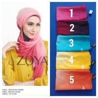 Zoya / Kerudung Zoya / Hijab Zoya / Kerudung Ombre Zoya