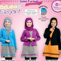 Baju Atasan Muslim Mutif Kaos Murah Adem Nyaman Ori - Model 92