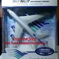 Die Cast (Diecast) Pesawat Terbang GARUDA INDONESIA
