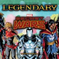 Legendary Marvel Secret Wars Volume 1 Board Game