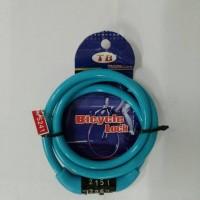 harga kunci sepeda federal nomor warna Tokopedia.com