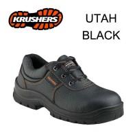 Safety Shoes Krusher UTAH Hitam