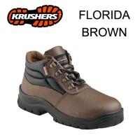 Safety Shoes Krusher FLORIDA Black/Brown