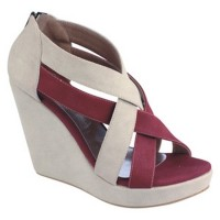 Sandal Wedges Wanita Wedges Terbaru Model Modis KM 028 SO741