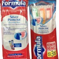 Sikat Gigi Formula Sikat Gigi Advance oral Protection & Care Formula