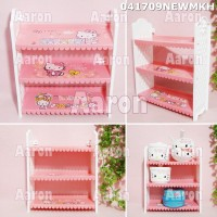 harga Rak Susun 3 Hello Kitty 041709 Tokopedia.com