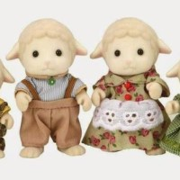 SYLVANIAN FAMILIES ORIGINAL 3113 - SHEEP FAMILY