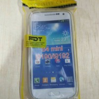 Soft Jelly Case FDT - Samsung S4 Mini (I9190 / I9192) (Transparent)