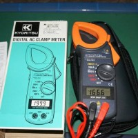 harga Kyoritsu 2017 Digital Clamp Meter Tang Ampere Meters Tokopedia.com