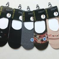 Kaos Kaki Pendek / Hidden Sock Wanita