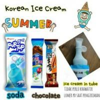 Lotte papico popsicle (Ice Cream terpopuler di Korea)