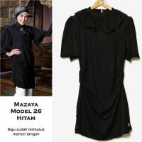 Mazaya Blouse Kaos Model 26