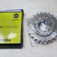harga Freewheel Sprocket Bmx Single Speed, 24t (brown) Tokopedia.com