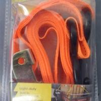 Tali pengikat barang di Motor - Ratchet Tie - Down Set