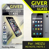 TEMPERED GLASS GIVER MEIZU M2 NOTE / NOTE 2