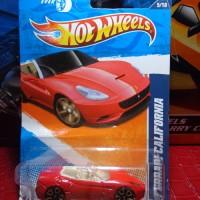 hot wheels ferrari california FTE