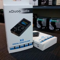 DAP Digital Audio Player (MP3 Player) Xduoo X2