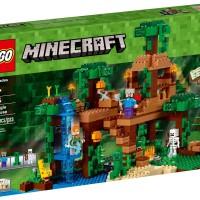 LEGO 21125 MINECRAFT The Jungle Tree House