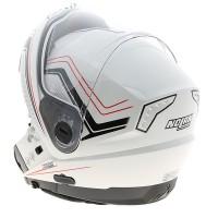 harga Helm Nolan N104 Absolute Como N-Com Metal White Modular Touring Tokopedia.com