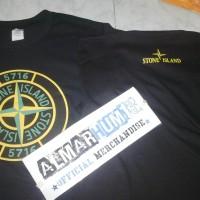 harga T-shirt atau Kaos Stone Island Tokopedia.com