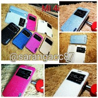 harga SARUNG LEATHER FLIP CASE COVER LIGHTING XIAOMI MI4I MI 4I CASING Tokopedia.com