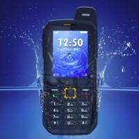 Landrover X1 waterproof IP68 3 SIM Card GSM-CDMA anti air