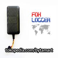 Fox Logger - GPS Tracker - Motor