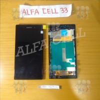 Lcd + Touchscreen Sony Xperia Z1 C6902 / C6903 / C6906 Fullset