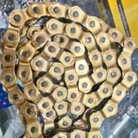 harga RANTAI KMC HALFLINK GOLD Tokopedia.com