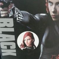 Black Widow Kotobukiya Avengers Blackwidow Civil War Kw Crazy Toys